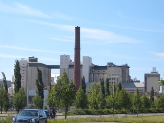 Raisioの製粉所