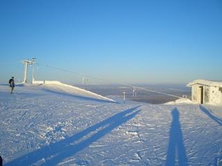 頂上の写真