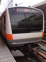 E233系中央線(総武線快速)