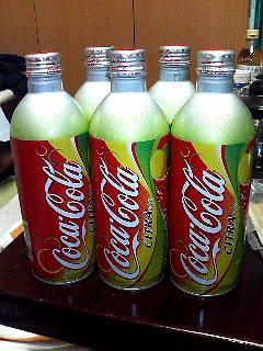 コカコーラシトラ 単価17.6円